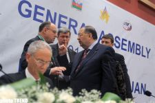 Federation president: Holding World Fencing Championship in Baku is significant for Azerbaijan (PHOTOS) - Gallery Thumbnail