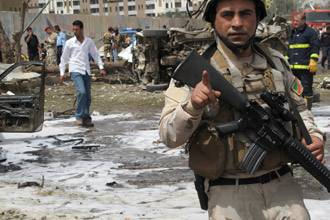 4 killed in Baghdad violence