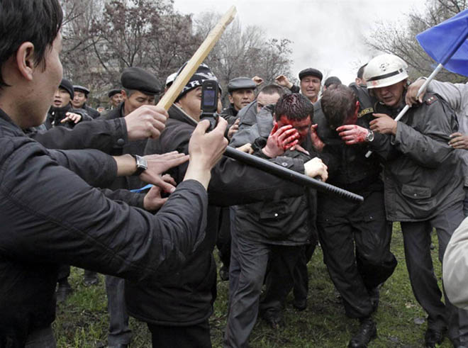 Death toll reaches 192 people in the southern Kyrgyzstan