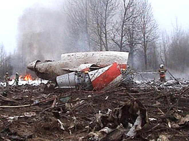 Russia criticises Polish report on Kaczynski plane crash