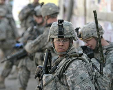 Военные советники НАТО покинут Ирак к концу этого года