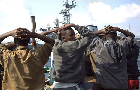Somali pirates seize Algerian flagged ship with 27 crew