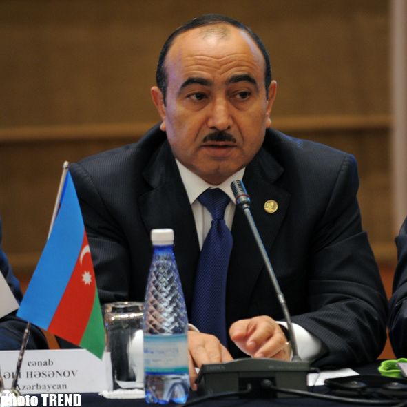 Azerbaijani presidential administration official: Resumption of foreign radio stations on Azerbaijani FM-radio frequencies is not on agenda