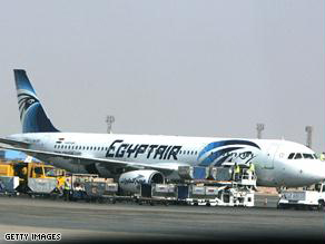 19 private planes departed Cairo airport