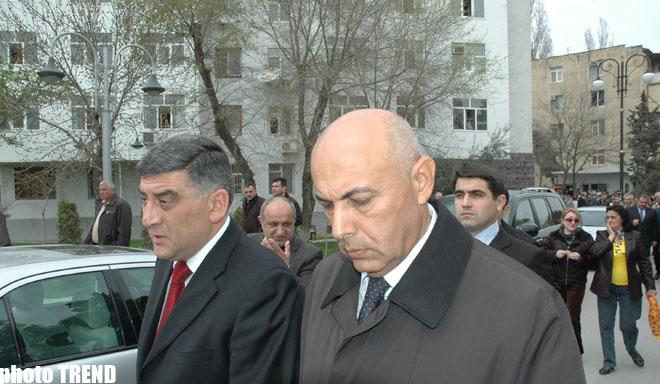 Azərbaycanın xalq artisti Telman Adıgözəlovla vida mərasimi keçirilib (FOTO) - Gallery Image