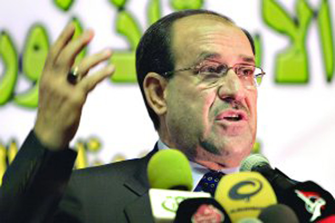 Iraqi PM accepts resignation of electricity minister