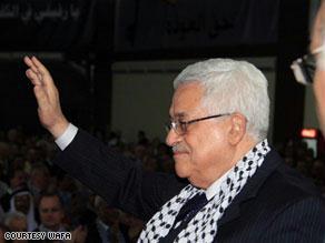 Palestinian leader Abbas in Turkey for talks