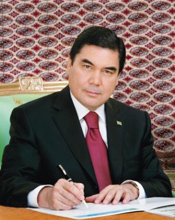 Turkmen president makes a number of appointments
