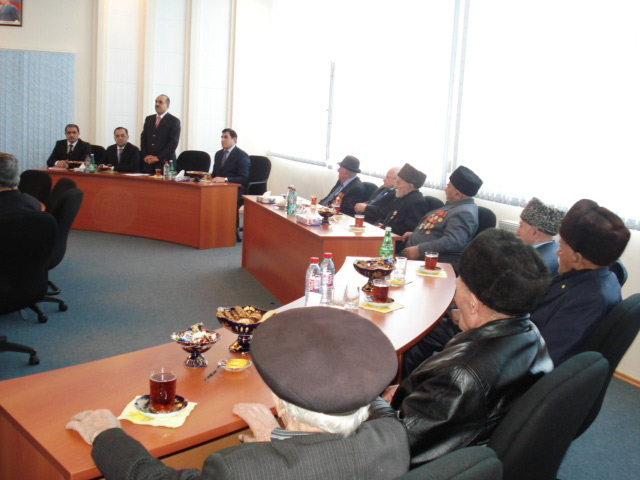 Azerbaijan provides largest amount financial assistance to Great Patriotic War veterans (PHOTO)