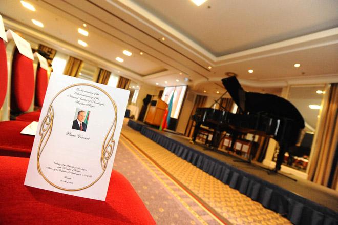 В Брюсселе отметили 87-летие Общенационального лидера Азербайджана Гейдара Алиева (ФОТО) - Gallery Image