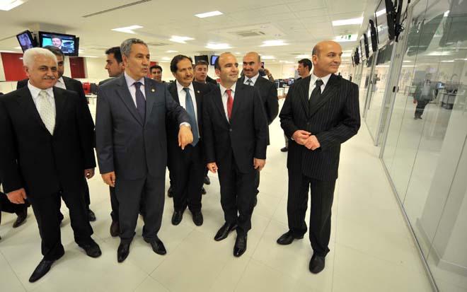 Turkish agency Cihan marks 18-th-anniversary (PHOTO) - Gallery Image