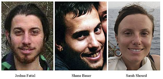 Lawyer: Iran may release detained U.S. hikers soon