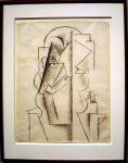 Нью-Йоркская выставка работ Пабло Пикассо глазами азербайджанского художника (фотосессия) - Gallery Thumbnail