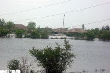 Стихийное бедствие, вызванное разливом реки Кура (ФОТОСЕССИЯ) - Gallery Thumbnail