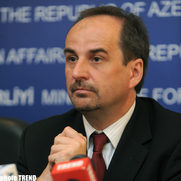 Czech Deputy PM: Czech Republic considers Azerbaijan as strategic partner (PHOTO)