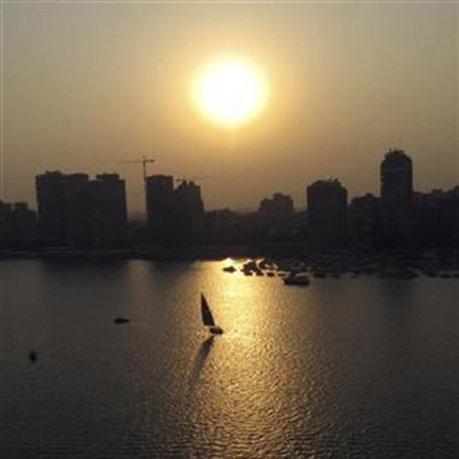 Egyptian foreign minister tours Nile basin countries