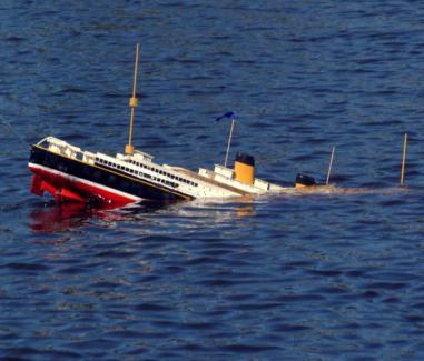 Филиппинский сухогруз затонул в районе островов Дос-Херманас, один человек погиб