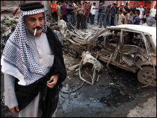 At least 27 killed, 71 wounded in Iraq attacks (UPDATE)