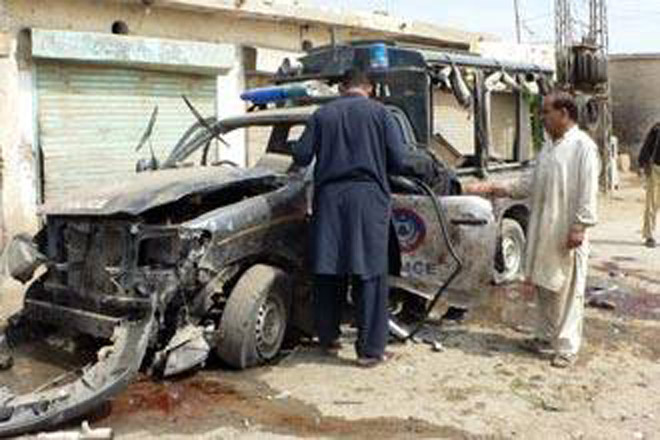 4 killed, 10 injured in northern Iraq car bombing