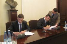 SOCAR signs contract within project of reconstruction of waste recycling center (PHOTO) - Gallery Thumbnail