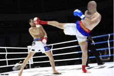 Baku hosts int'l tournament on pankration 'Azerbaijan against Europe' (photo) - Gallery Thumbnail