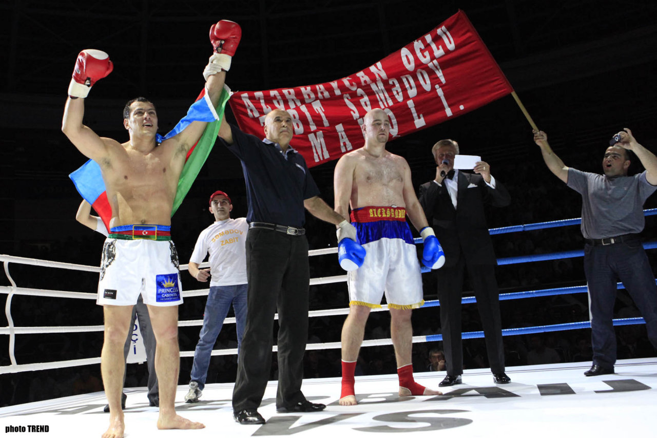 Baku hosts int'l tournament on pankration 'Azerbaijan against Europe' (photo) - Gallery Image