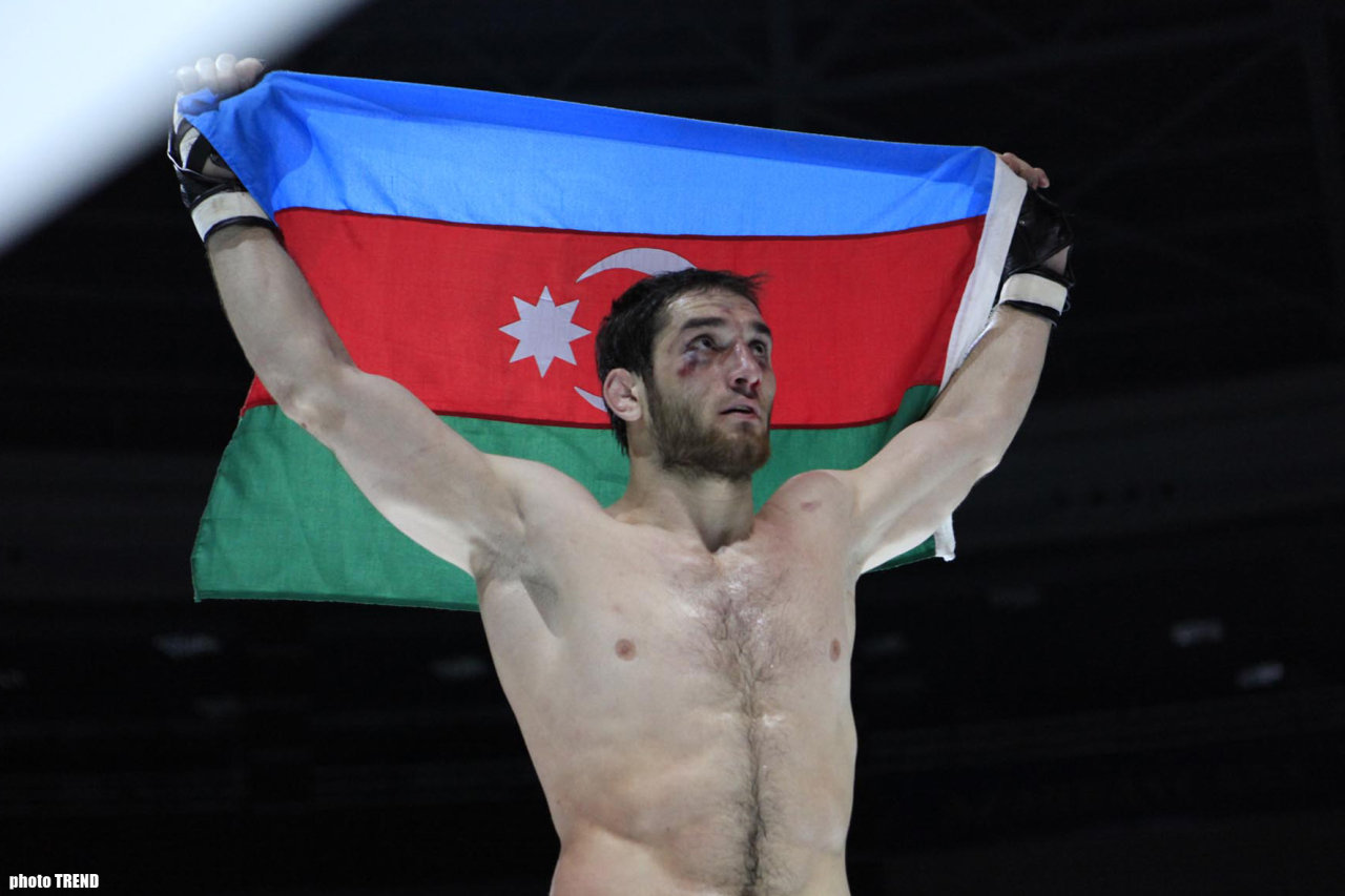 Baku hosts int'l tournament on pankration 'Azerbaijan against Europe' (photo)