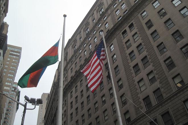 Nyu-Yorkda Azərbaycanın milli bayramı - Respublika Günü qeyd olunub