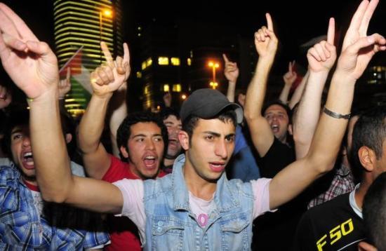 Some 5,000 attend anti-racism demonstration in Jerusalem