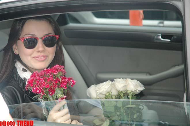 """Сафура вернулась в Баку: """"Если бы голосование проходило предельно честно, мы должны были бы занять первое место"""" (фотосессия) - Gallery Image"""