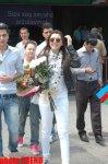 """Азербайджанская участница """"Евровидения"""" отмечает юбилей: """"Люблю вас всех!"""" (фото) - Gallery Thumbnail"""