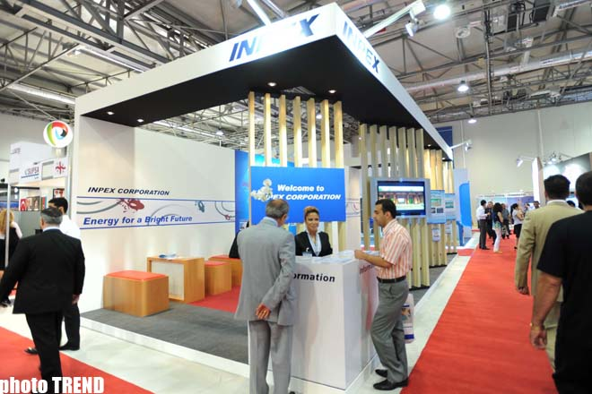 Baku hosts 17th International Exhibition and Conference Oil and Gas, Refining and Petrochemicals (photosession)