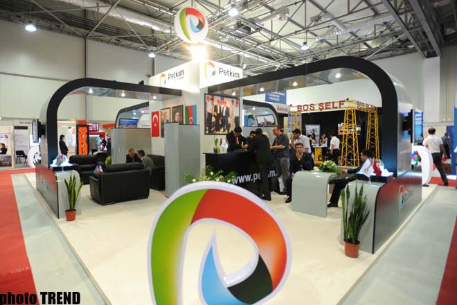 Baku hosts 17th International Exhibition and Conference Oil and Gas, Refining and Petrochemicals (photosession) - Gallery Image