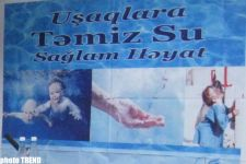 Azerbaijan realizes 'Clean Water – Healthy Life For Children' project (PHOTO) - Gallery Thumbnail