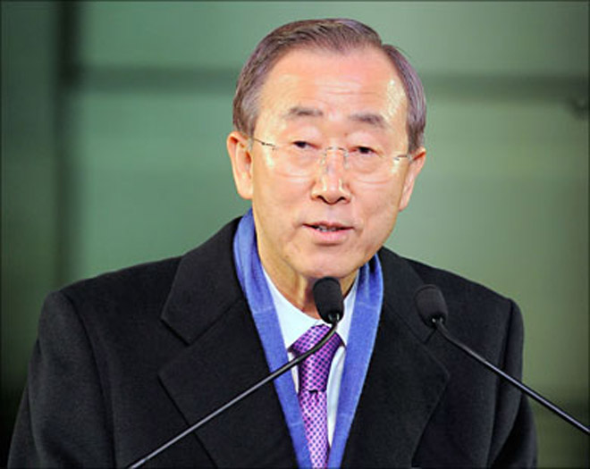UN Secretary-General urges Syria donors to be generous