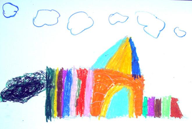 Подарок детей из Ассоциации азербайджанцев Нью-Йорка ко Дню республики (фотосессия) - Gallery Image