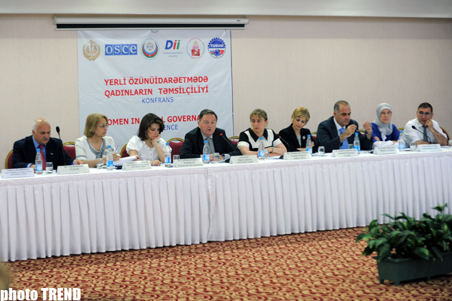 Azerbaijani MP: Women should be represented in government to strengthen their role in society (PHOTO) - Gallery Image