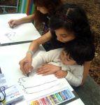 Подарок детей из Ассоциации азербайджанцев Нью-Йорка ко Дню республики (фотосессия) - Gallery Thumbnail