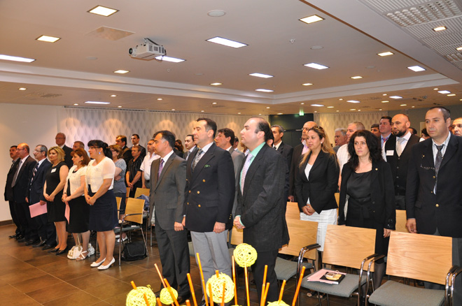 New chairman and board composition of Azerbaijanis Congress of Sweden elected (PHOTO) - Gallery Image