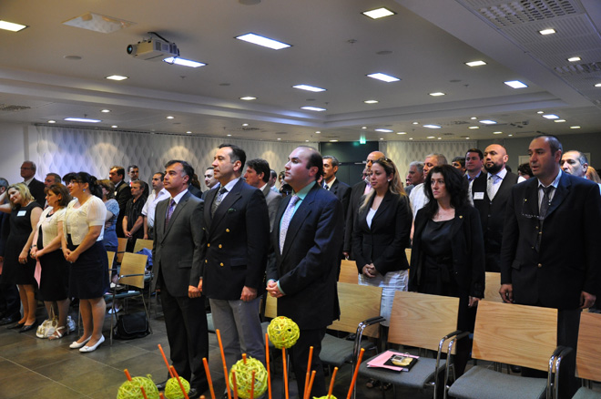New chairman and board composition of Azerbaijanis Congress of Sweden elected (PHOTO)