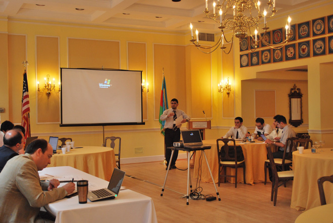 ADA holds two-day workshop in Washington (PHOTO) - Gallery Image
