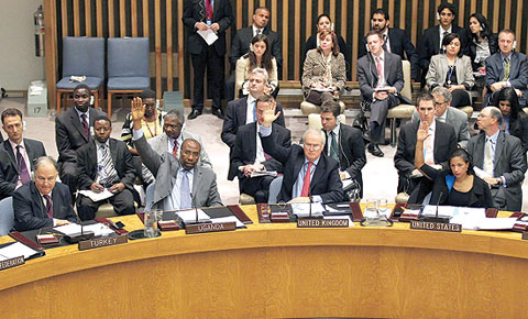 UN Security Council to meet on Libya on Thursday