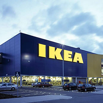 IKEA reduces climate footprint for the first time