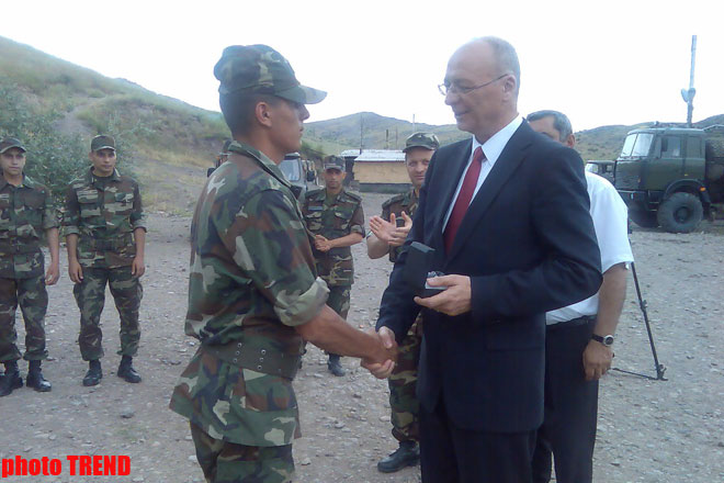 Czech Ambassador: Czech Republic supports Azerbaijan's territorial integrity and inviolability of borders - Gallery Image