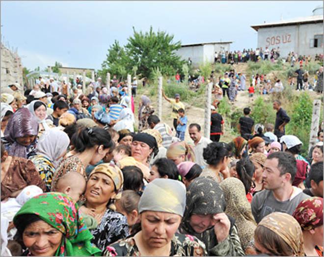 ГКНБ Таджикистана требует официальных подтверждений участия таджикских граждан в событиях в Оше