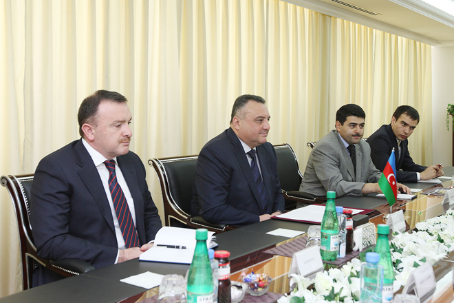 Azerbaijan's national security minister: Individual partnership action plan with NATO is successfully implemented (PHOTO)