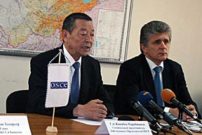 OSCE Special Envoy: Our task has been to develop concrete measures to stabilize the situation