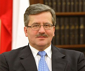 Poland's new president related to Belgian crown princess