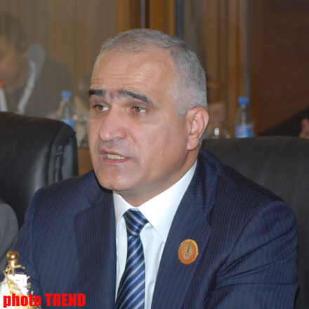 Minister of Economic Development: IDB annual meeting in Baku coincides with beginning of recovery of world economy after crisis