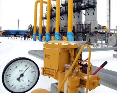 Russia's Gazprom cuts gas deliveries to Belarus by 40% - TV